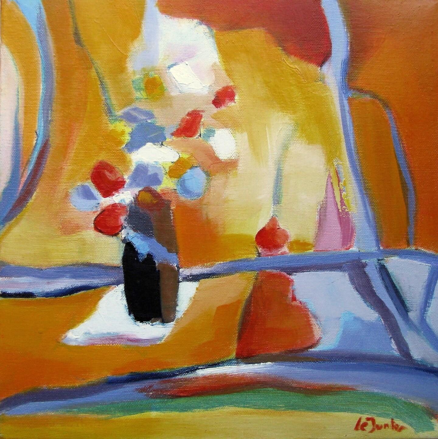 Jean-Noël Le Junter - Le bouquet d'anémones