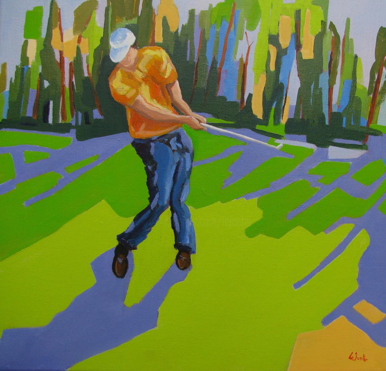 Jean-Noël Le Junter - Golfeur