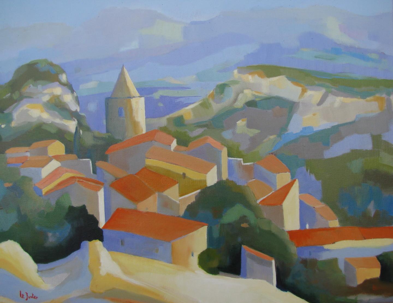 Jean-Noël Le Junter - Les Baux de Provence