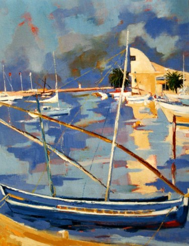 Port Camargue, la Capitainerie