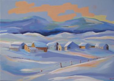 En hiver dans le Haut Doubs