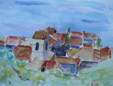 Les toits de Lavaux