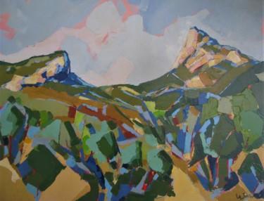 L'Hortus et le Pic Saint-Loup