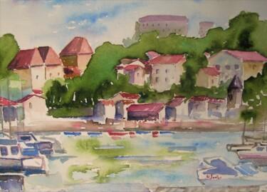 Thonon les Bains, port de Rives