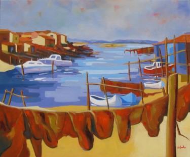 Sète, le port de la Pointe Courte