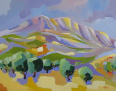 La Montagne Sainte-Victoire 3
