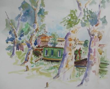 le canal du midi au Somail.