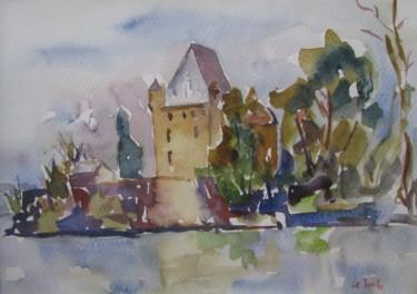 Yvoire, le château