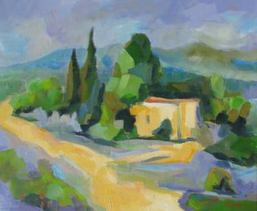 Le vieux mas provençal