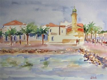 Le Grau du Roi, le phare et la Villa Parry