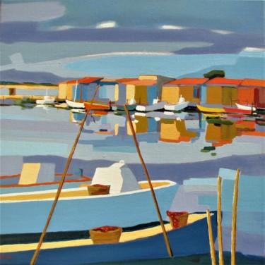 Barques à la Pointe Courte