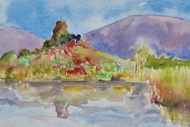 Roselières vers le Dyke de la Roque