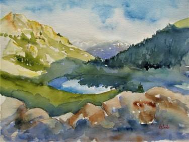 Le lac d'Arvouin 2