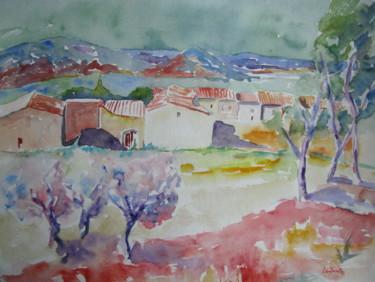 Le hameau des Vailhés
